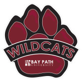 Extra Large Decal-Wildcat Paw
