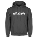 Charcoal Fleece Hoodie-Bay Path Wildcats