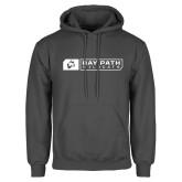 Charcoal Fleece Hoodie-Bay Path Wildcats Box