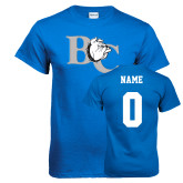 Royal T Shirt-Custom Tee w/ Name & Number