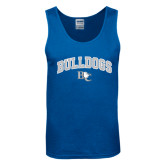 Royal Tank Top-Arched Bulldogs