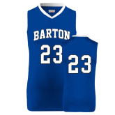 Replica Royal Adult Basketball Jersey-23