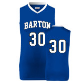 Replica Royal Adult Basketball Jersey-30