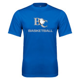 Performance Royal Tee-Basketball