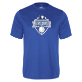 Performance Royal Tee-Conference Carolinas Champions - Mens Volleyball