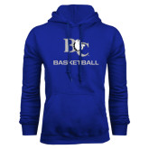 Royal Fleece Hoodie-Basketball