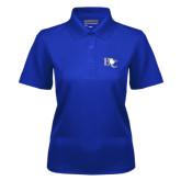 Ladies Royal Dry Mesh Polo-Official Logo