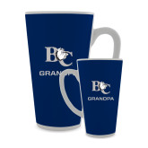 Full Color Latte Mug 17oz-Grandpa