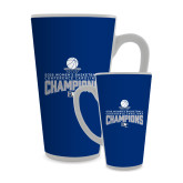 Full Color Latte Mug 17oz-2018 Womens Basketball Champions