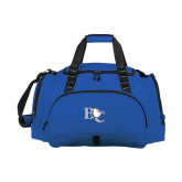 Challenger Team Royal Sport Bag-Official Logo