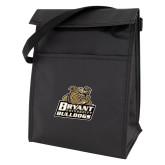 Koozie Black Lunch Sack-Bryant Official Logo