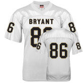 Replica White Adult Football Jersey-#86