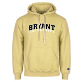 Champion Vegas Gold Fleece Hoodie-Arched Bryant University