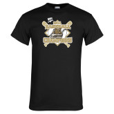 Black T Shirt-2014 Baseball Champions