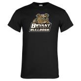 Black T Shirt-Bryant Official Logo