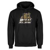 Black Fleece Hoodie-Bryant Official Logo