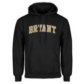 Black Fleece Hoodie-Arched Bryant