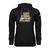 Adidas Climawarm Black Team Issue Hoodie-Bryant Official Logo