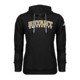Adidas Climawarm Black Team Issue Hoodie-Arched Bryant University