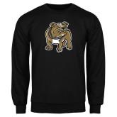 Black Fleece Crew-Bulldog