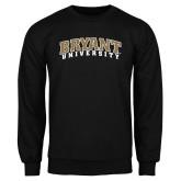 Black Fleece Crew-Arched Bryant University