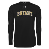 Under Armour Black Long Sleeve Tech Tee-Arched Bryant