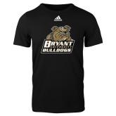 Adidas Black Logo T Shirt-Bryant Official Logo