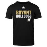 Adidas Black Logo T Shirt-Bryant Adidas Logo