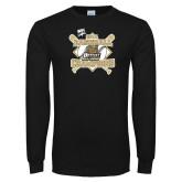 Black Long Sleeve TShirt-2014 Baseball Champions