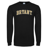 Black Long Sleeve TShirt-Arched Bryant