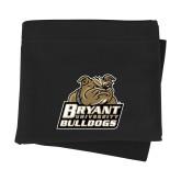 Black Sweatshirt Blanket-Bryant Official Logo