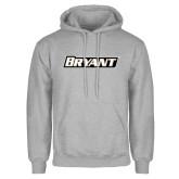 Grey Fleece Hoodie-Bryant