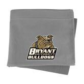 Grey Sweatshirt Blanket-Bryant Official Logo