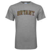 Grey T Shirt-Arched Bryant