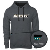 Contemporary Sofspun Charcoal Heather Hoodie-Bryant