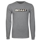 Grey Long Sleeve TShirt-Bryant