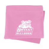 Pink Sweatshirt Blanket-Bryant Official Logo