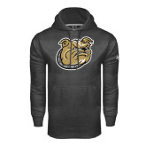 Under Armour Carbon Performance Sweats Team Hoodie-Bulldog Head