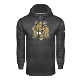 Under Armour Carbon Performance Sweats Team Hoodie-Bulldog