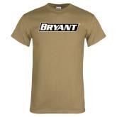 Khaki Gold T Shirt-Bryant