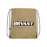 Nylon Vegas Gold Drawstring Backpack-Bryant