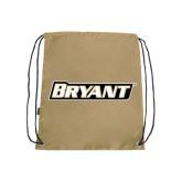 Nylon Vegas Gold Drawstring Backpack-Bryant