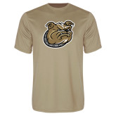 Syntrel Performance Vegas Gold Tee-Bulldog Head