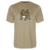 Syntrel Performance Vegas Gold Tee-Bulldog