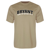 Syntrel Performance Vegas Gold Tee-Arched Bryant University