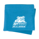 Light Blue Sweatshirt Blanket-Bryant Official Logo