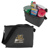 Six Pack Grey Cooler-Bryant Official Logo