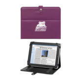 Deluxe Purple Tablet Stand-Bryant Official Logo