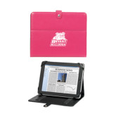 Deluxe Pink Tablet Stand-Bryant Official Logo