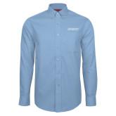 Red House Lt Blue Long Sleeve Shirt-Bryant